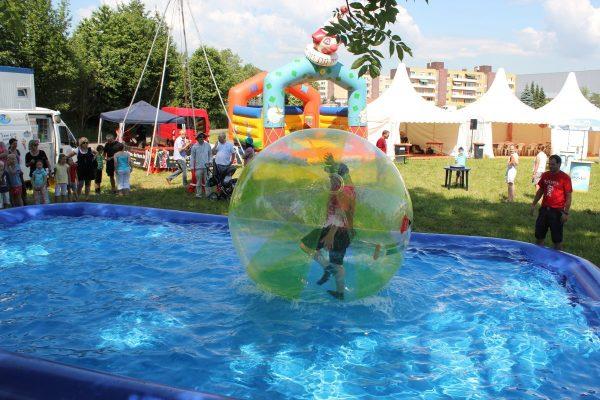 Wasserlaufball