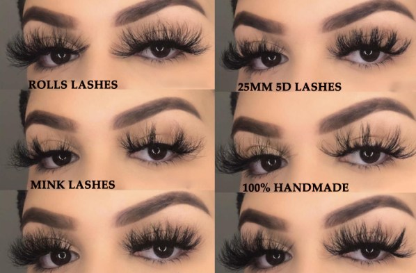 25mm lashes