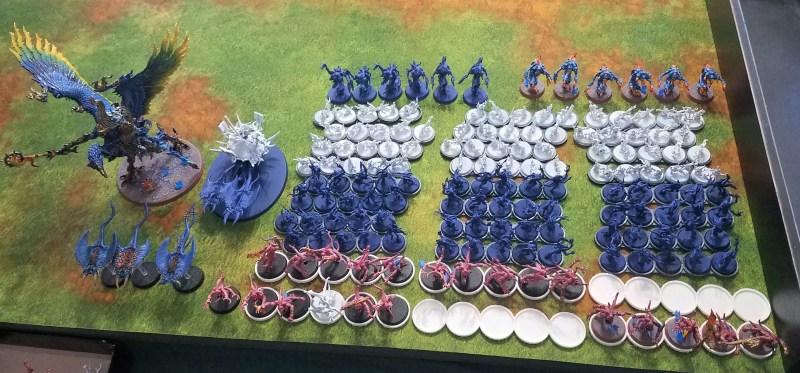 tzeentch army 2k points