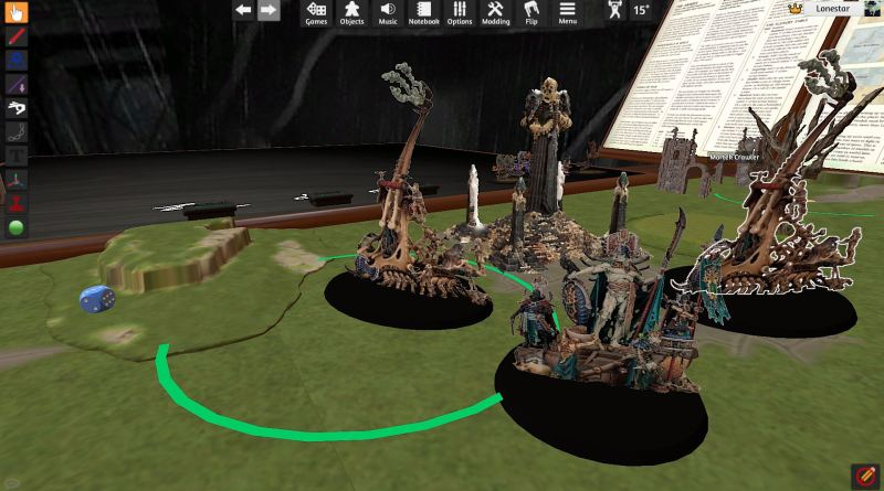 bonereapers on tabletop simulator