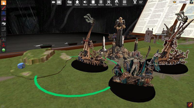 bonereapers on tabletop simulator