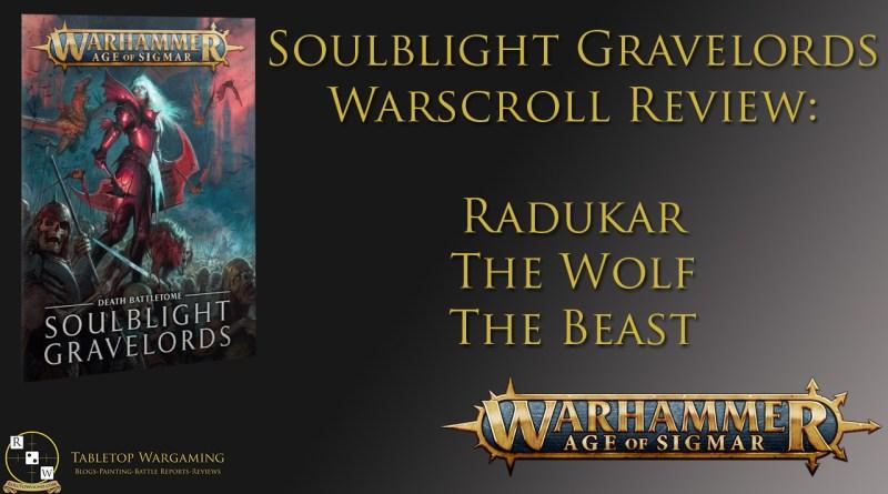 Radukar the wolf the beast