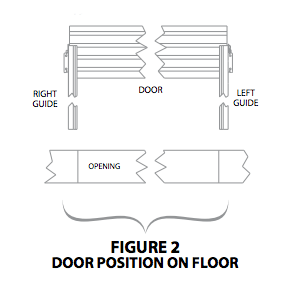 Roll Up Doors Direct Installation Guide and Procedures