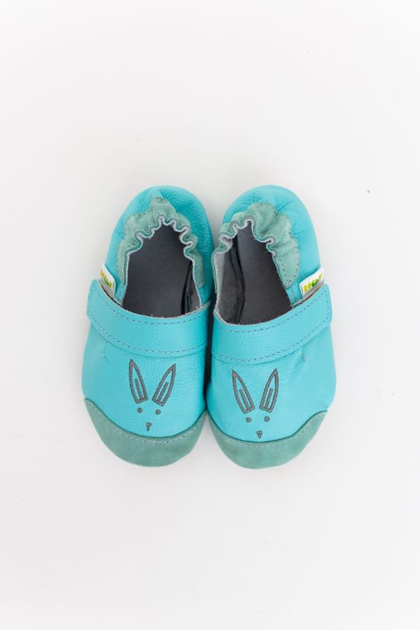 Rolly copatki sky blue malcki mini bunny