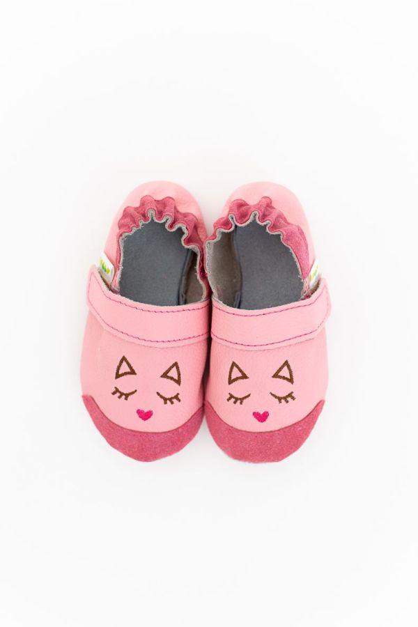 Rolly copatki malcki mini kitten pink