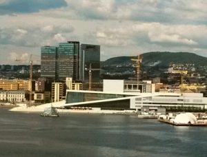Cruise in de Noorse Fjorden