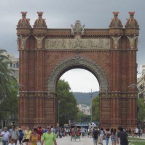 Met de rolstoel in Barcelona rondrijden