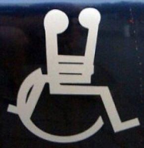 Seks in een rolstoel