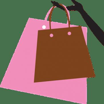 Winkel tas