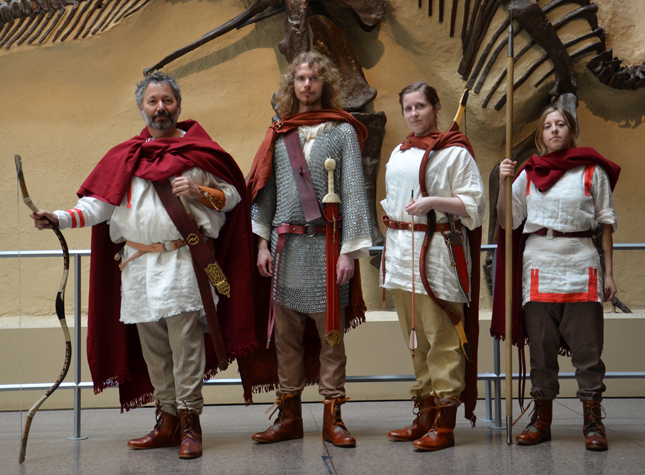 Reenactment Archaeology and the Ancient Rome  Greece