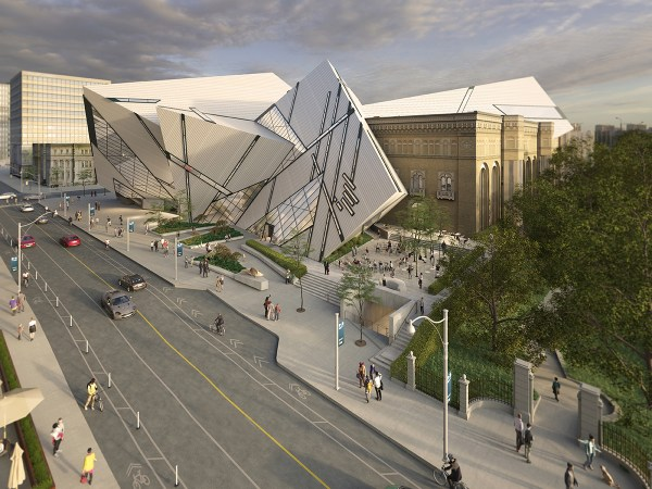 Royal Ontario Museum Announces Bloor Street Phase Of