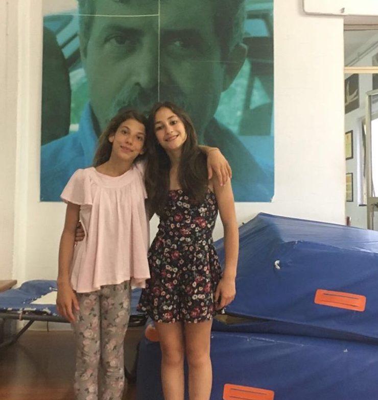 Micaela Innocenzi e Laura Perelli – Io c'ero alla Roma 70