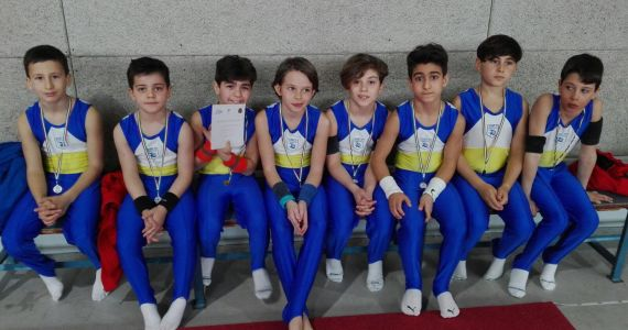 roma 70 gara silver maschile