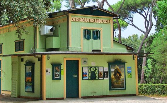 Il Cinema dei Piccoli a Villa Borghese