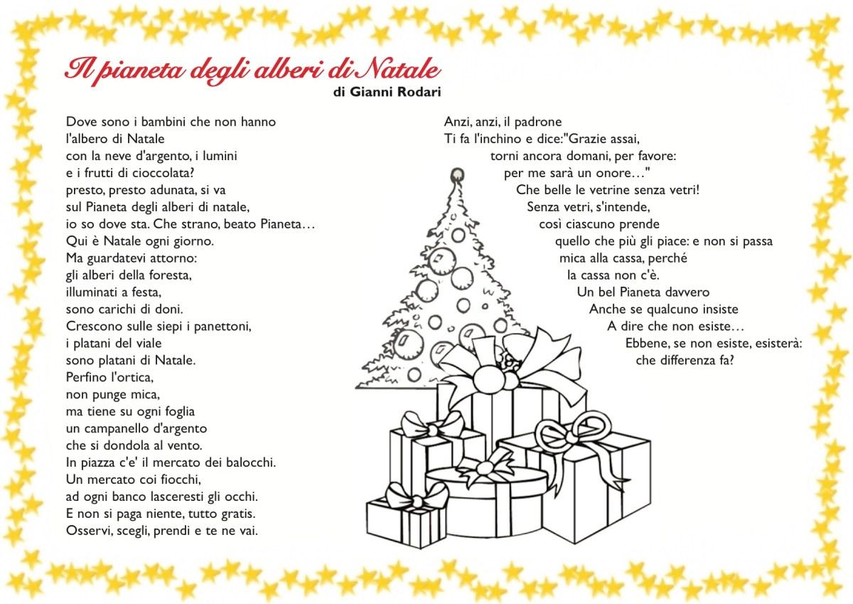 Favole e poesie di Natale per i bambini di Roma