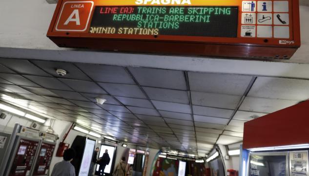 Roma: chiude la metro A, da domenica 4 agosto i bus sostitutivi