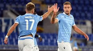 SS Lazio: Le partite alla ripresa del campionato.