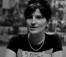 Passeggiata performativa a Roma con l'artista Maria Adele Del Vecchio