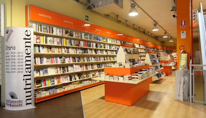 Regione Lazio, apertura librerie: successo di pubblico e regole rispettate