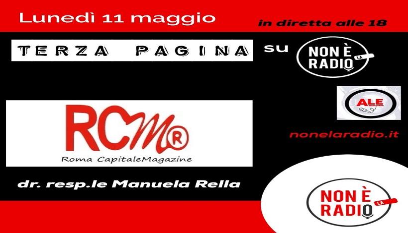 Roma Capitale Magazine e Non è la Radio insieme on-line