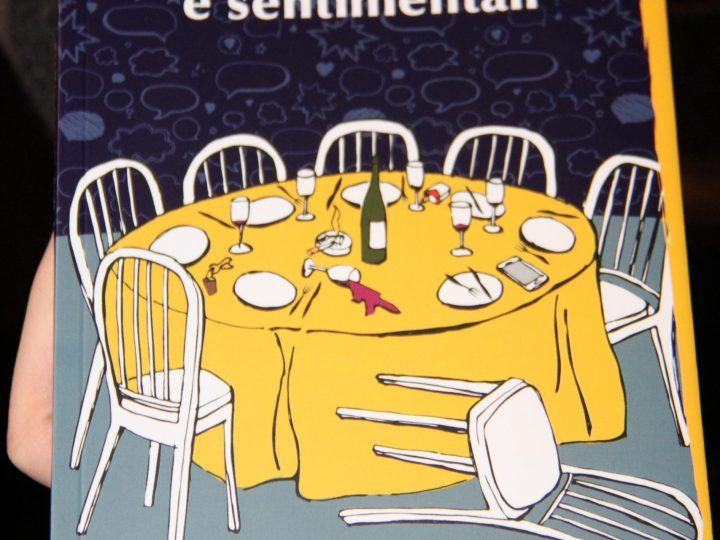 Paolo Zagari e suoi personaggi