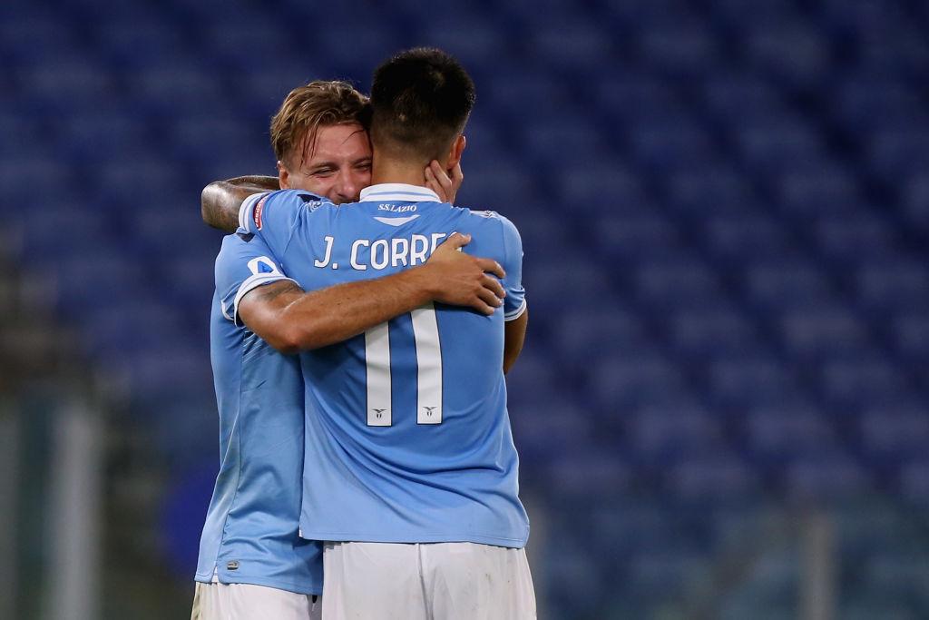 """Lazio – Brescia 2-0 – Vittoria nel segno di Immobile che si avvicina alla vittoria della """"scarpa d'oro"""""""