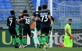 Lazio – Sassuolo 1-2 – Lazio sempre più irriconoscibile.
