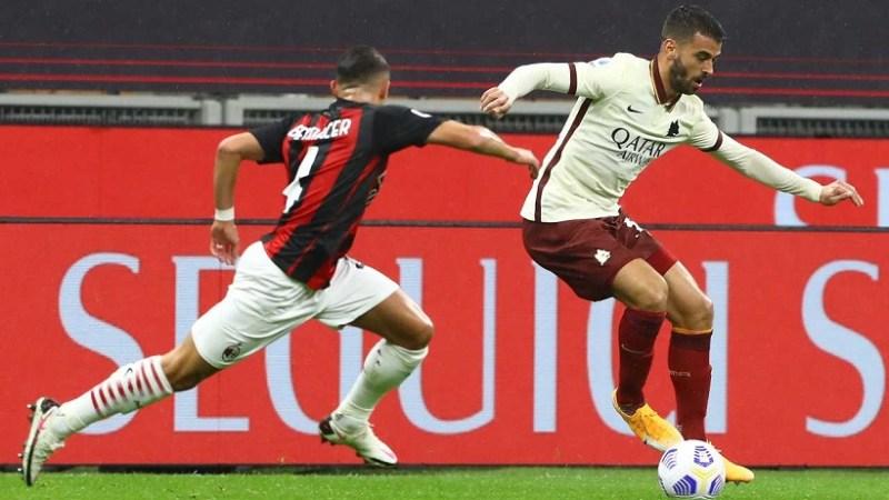 Milan-Roma, pareggio con sei gol e disastro Giacomelli