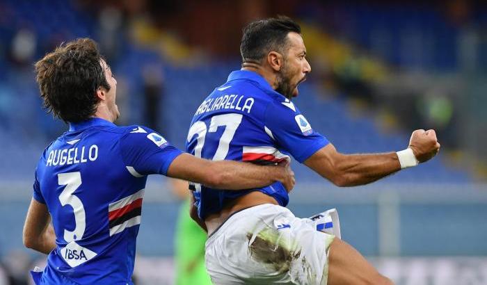 Samp – Lazio 3-0 :  Sconfitta amara per gli uomini di Inzaghi.