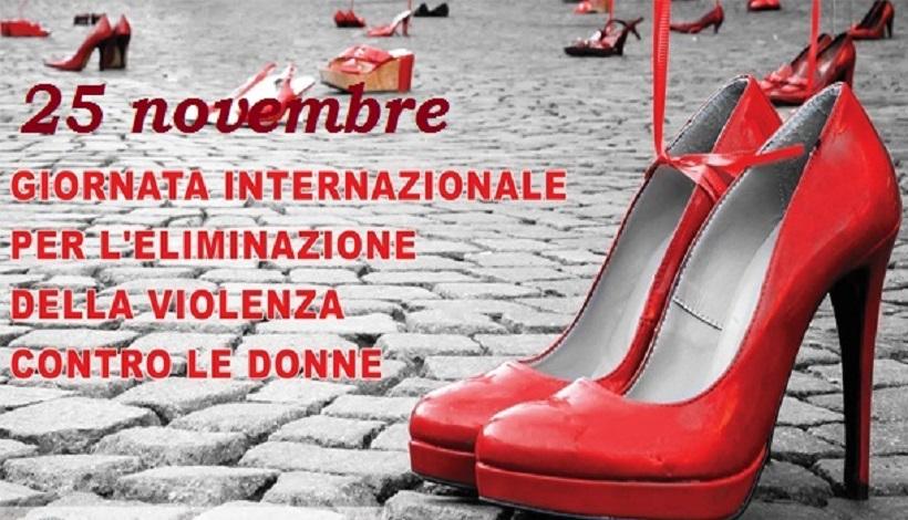 25 Novembe, giornata internazionale contro la violenza sulle donne