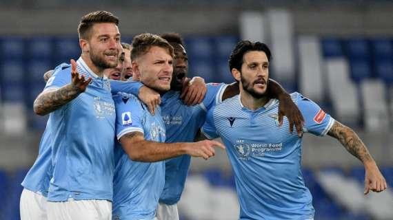 Lazio – Napoli 2-0. Grande spirito di gruppo la Lazio torna alla vittoria contro il Napoli