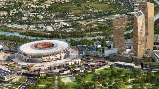 Stadio Tor di Valle, la Roma rinuncia: «Non ci sono i presupposti per il progetto»