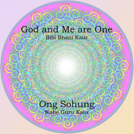 Yoga Kundalini: il mantra 'God and me, me and God ,are one'