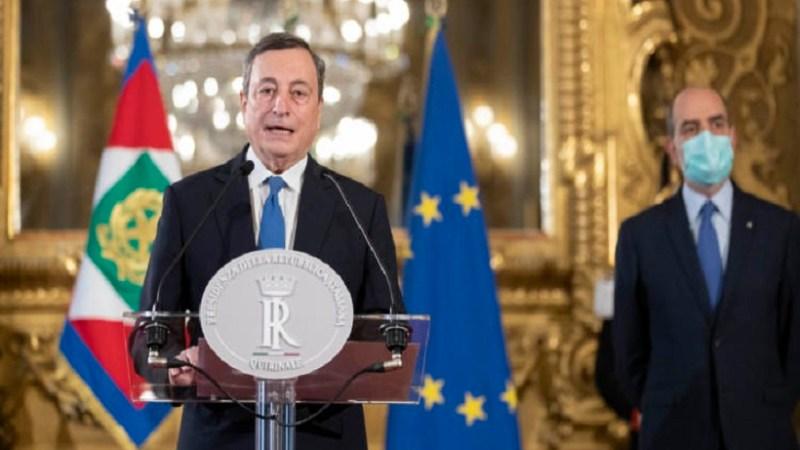 Governo Draghi, domani il voto di fiducia.