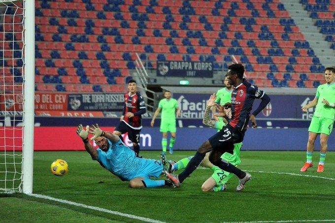 Bologna – Lazio 2-0. Tonfo Lazio senza alibi.