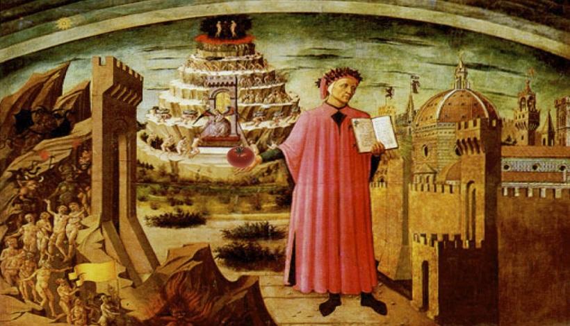 Dantedì, il Papa e Mattarella ricordano il sommo poeta
