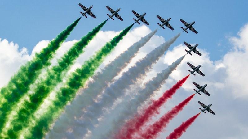 98° Anniversario dell'Aeronautica Militare: domani a Roma i festeggiamenti