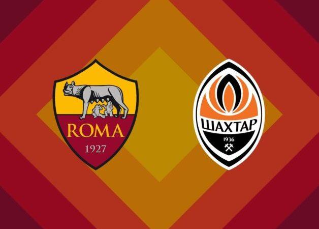 Roma - Shakhtar
