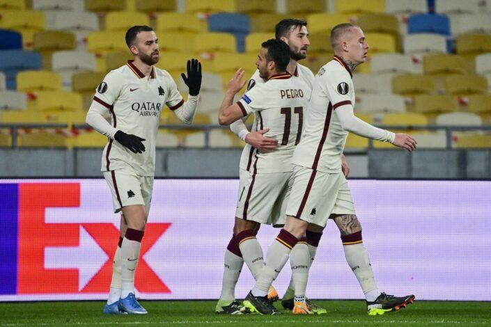 Shakhtar Donetsk 1-2 Roma: i giallorossi conquistano i quarti di finale di Europa League