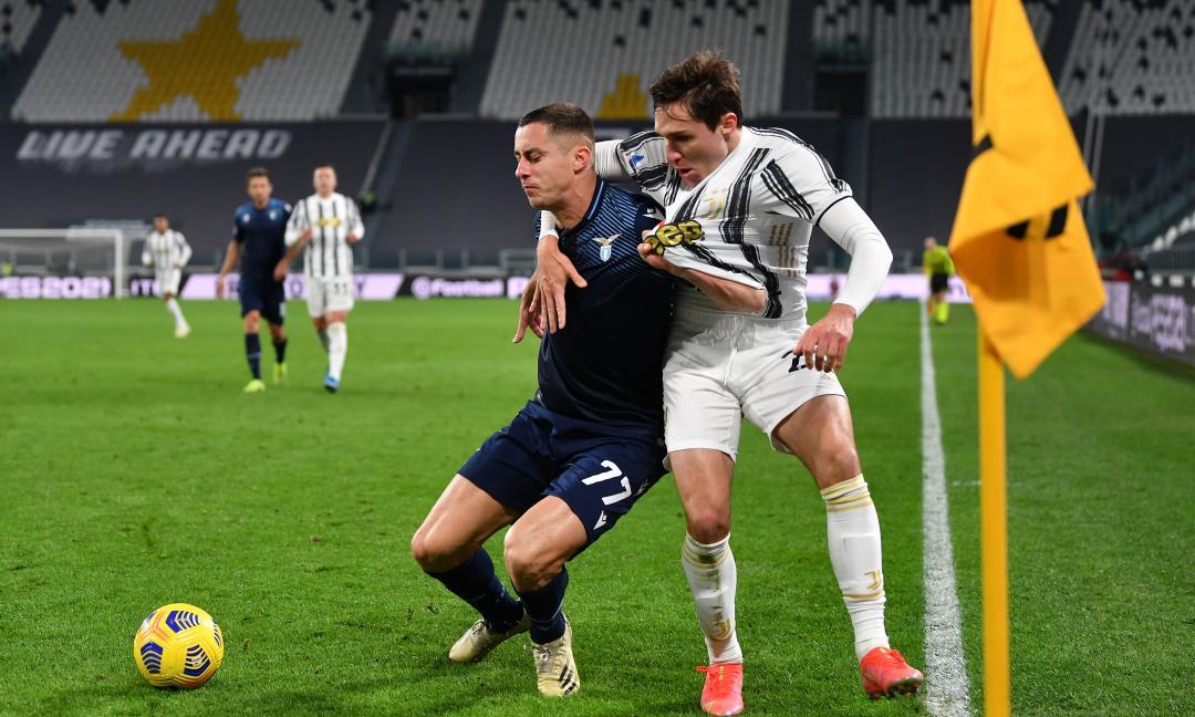 """Juventus-Lazio 3-1. I biancocelesti """"steccano"""" sempre per i soliti problemi(reiterati) difensivi."""