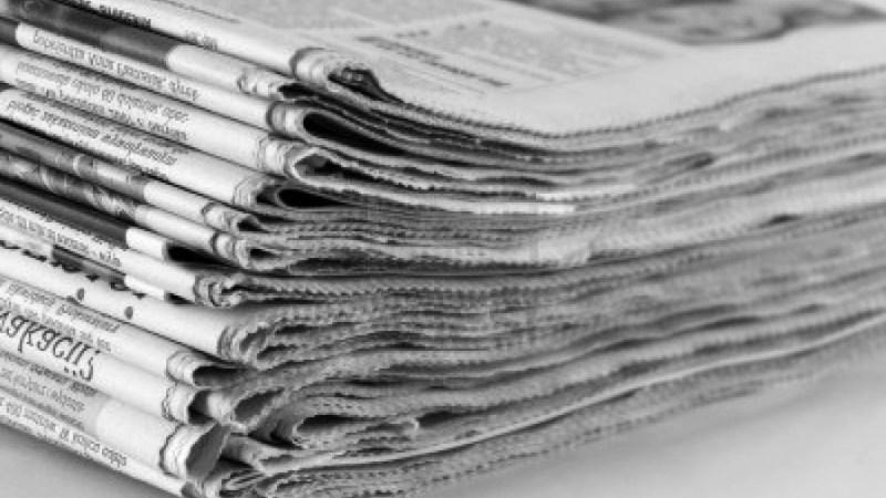 Pubblicità – Continua l'anno nero della raccolta sulla stampa: -22% a Febbraio