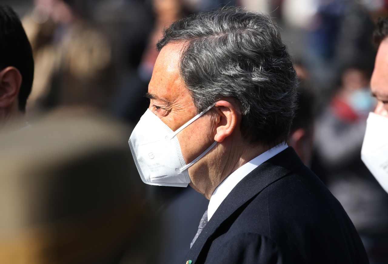 """Recovery illustrato da Draghi alla Camera: """"Riparare i danni della pandemia"""""""