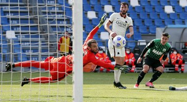 Sassuolo 2-2 Roma: i giallorossi si fermano al Mapei Stadium