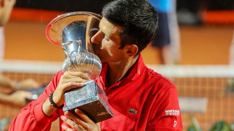 Tennis: le stelle mondiali al Foro italico dall'8 maggio