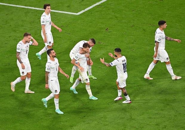 Belgio 1-2 Italia