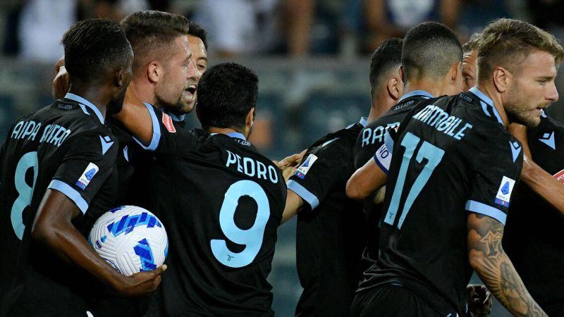 Empoli – Lazio 1-3. Buona la prima di Sarri.