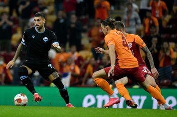 "Galatassaray-Lazio 1-0 – Una ""papera"" di Strakosha punisce la Lazio"