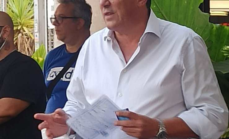 Elezioni comunali, le dichiarazioni di Marco Di Stefano (Forza Italia/UDC)
