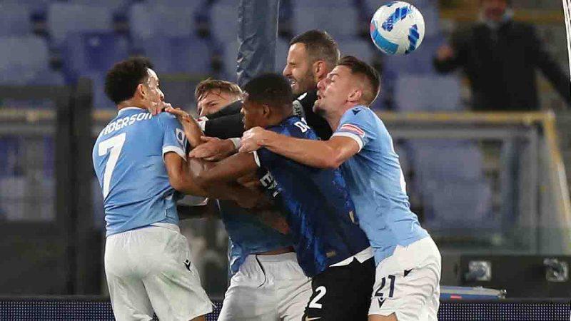 Lazio – Inter 3-1. I biancocelesti vincono in rimonta. Ritorno all'Olimpico amaro per Inzaghi.