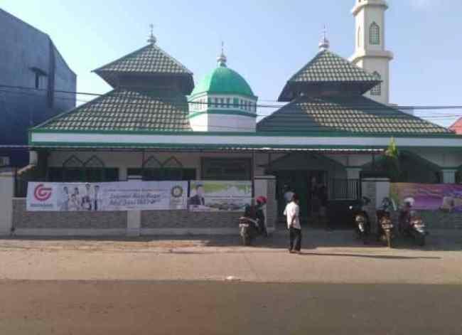 Masjid Jami' Nurul Mu'minin